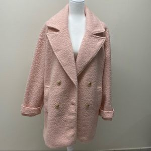 Jackets & Blazers - Cozy Pink Jacket